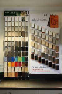 Huge range of colours to choose from