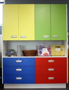 Kids Hub Cupboard